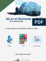 Leonel Arévalo - 5G en El Horizonte
