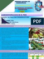 Agroexportacion en El Peru Expo