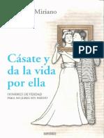 Casate y Da La Vida Por Ella. H - Costanza Miriano