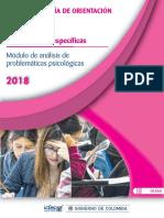 Guia de Orientacion Modulo de Analisis de Problematicas Psicologicas Saber Pro-2018