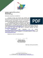 Miembros del partido Farc solicitan a JEP permiso para salir a Venezuela