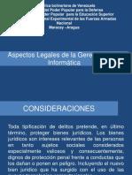 aspectoslegales gerencia informatica
