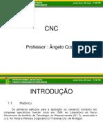 Aula de CNC - Introdução