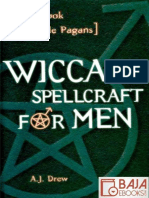 Wicca Spellcraft For Men - A. J. Drew.epub