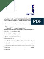 Practica de Baumol y Ejercicios Del Capitulo 15
