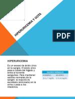 HIPERURICEMIA Y GOTA.pptx