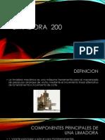 limadora 200