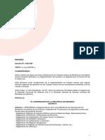 Misiones - Decreto 1168-87 Reglamentacion Ley 236386