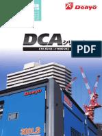Denyo Dca Series