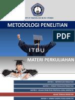 Metpen Materi 1 - 2018 (1)