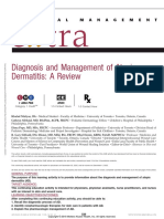 Diagnosis and Management of Atopic Dermatitis a.3
