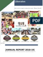 OBLF Annual Report 2018-19