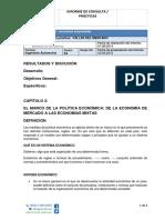 Fallas Del Mercado Informe