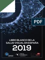 Libro Blanco de La Salud Visual en España 2019
