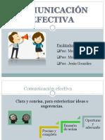 COMUNICACION EFECTIVA DIAPOO