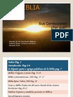 La Biblia Revisión Gcc.pptx