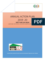 1jharkhand Srlm Aap of Nretp - Nrlm Fy 2019 - 20