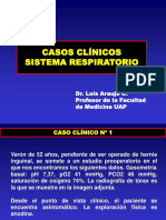 Casos Clinicos Sistema Respiratorio
