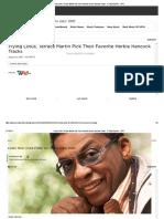 Flying Lotus, Terrace Martin Pick Their Favorite Herbie Hancock Tracks _ a Blog Supreme _ NPR