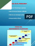 Mantenimineto Fases sistemas