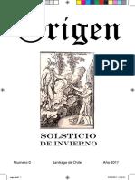 Revista origen
