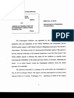 EPA v AFGE- Arbitrator's Decision on Interpretation of 2013 Ground Rules