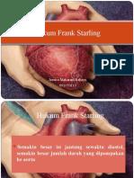 Hukum Frank Starling [PPT]