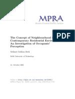 MPRA Paper 22481