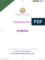 9th Science EM
