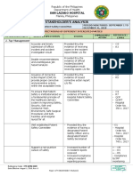 PSC Stakeholder's Analysis Form