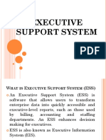 EXECUTIVE SUPPORT SYSTEM.pptx