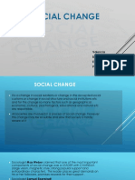 Social Change..Society1