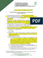 Diseño Unidad de Separacion - Terminos de Referencia Enviada - Indicaciones Profesores