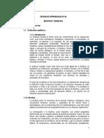 Contenido de La Sesion 02-BIOETICA Y GENÉTICA