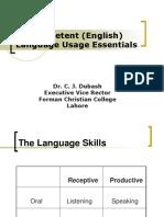 language-skills.ppt