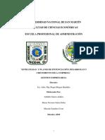ESTRATEGIAS  Y PLANES DE POTENCIACIÓN, DESARROLLO Y CRECIMIENTO DE LA EMPRESA