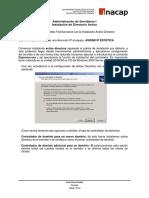 Instalación Directorio Activo.docx