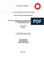 Chapter 1- Biotech-sulfolobus Acidocaldarius