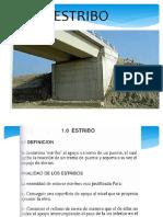 diseño estribo puentes