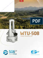 WTU-508 Brochure Sercel En