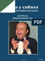 Risa y cultura en la televisión peruana - Luis Peirano, Abelardo Sánchez León.pdf