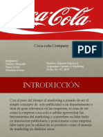 PPT Marketing Coca-cola