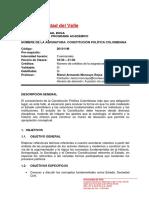 UNIVALLE. BUGA. PROGRAMA CONSTITUCIÓN POLÍTICA.doc.docx