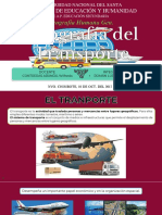 Geografía De Los Transporte