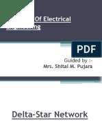Delta Star Relationship