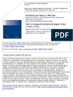 Intellectual History Review Volume 24 issue 2 2014 [doi 10.1080%2F17496977.2014.914643] Charmantier, Isabelle; Müller-Wille, Staffan -- Carl Linnaeus's botanical paper slips (1767–1773).pdf