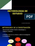 00 Mi a Medologia de Estudio Rvg