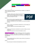 diccionario recursos