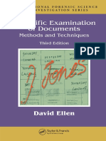Examination of documents