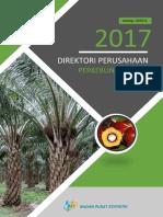 Direktori Perusahaan Perkebunan Kelapa Sawit Indonesia 2017